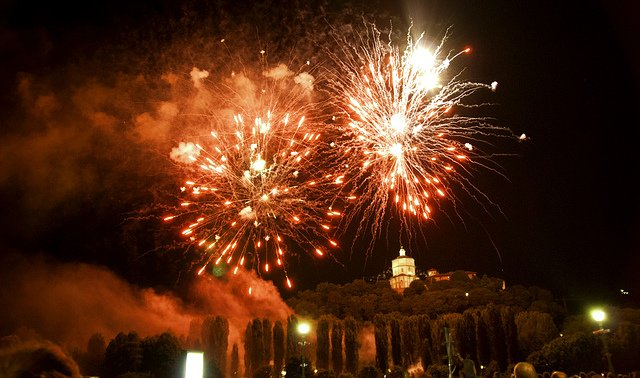 Turin mulls silencing feast-day fireworks to protect pets