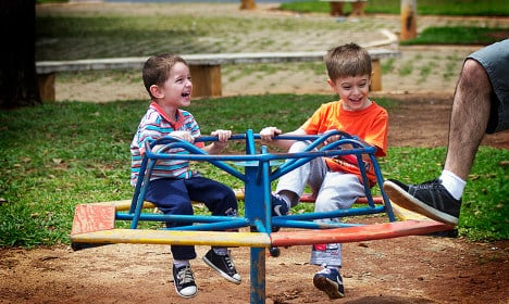 Italian town bans tax dodgers' children from playgrounds