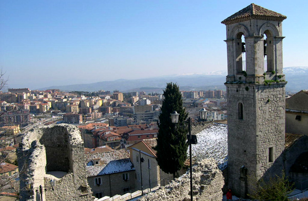 More than 50 earthquakes rock Italy's Molise in five days