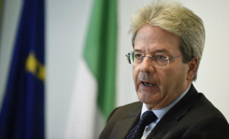 Europe's open border policy not working: Italy