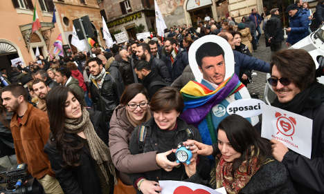 Why Italy has no choice but to pass gay civil unions bill