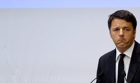 Civil unions to kick off difficult year for Renzi