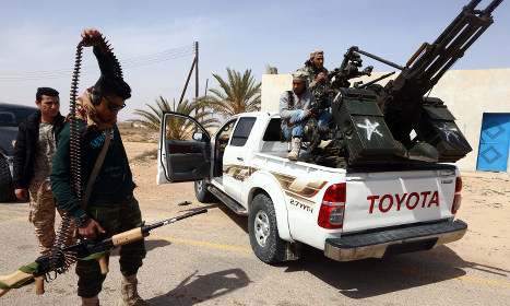 'No easy options' for West to rid Libya of Isis