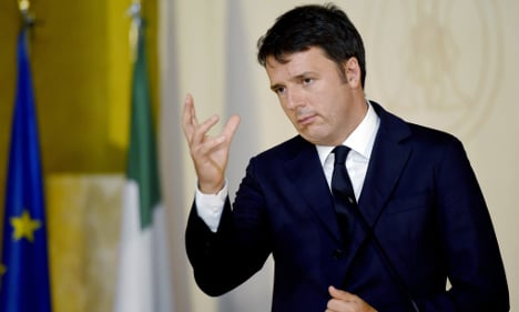 Italy halts plan to stop fining illegal migrants