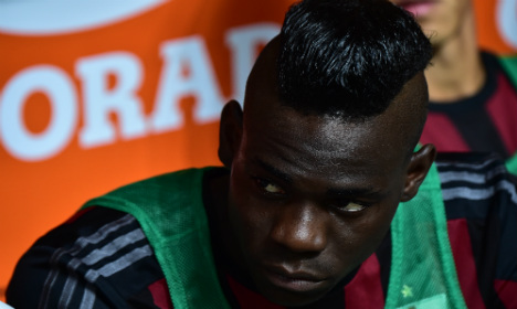 Balotelli peed in our shoes, says ex-teammate