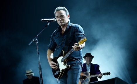 Bruce Springsteen gigs confirmed in Rome and Milan