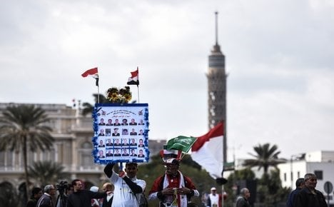 Italy urges Egypt to track down missing student