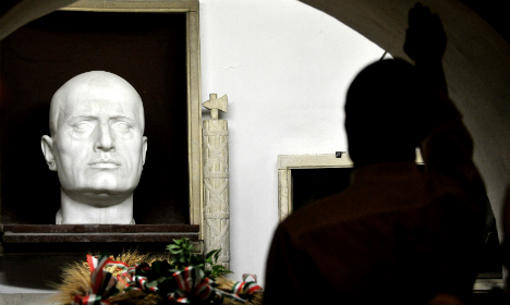 Mussolini's 'love boat' seized from alleged tax evader