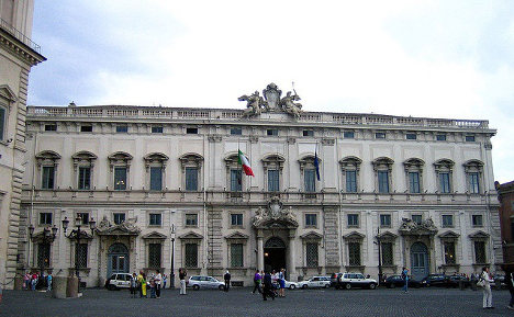 Italian adoption ruling deals blow to gay civil union camp