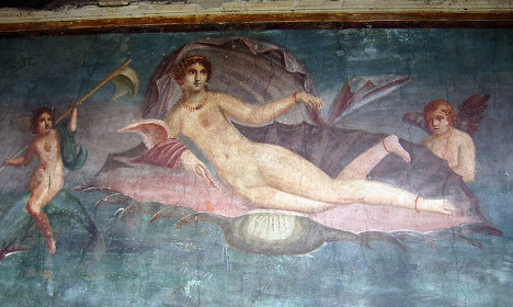 Ancient Pompeii to open more homes to the public