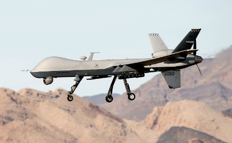 Italy will let US armed drones fly from Sicilian base