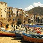 The picture-postcard town of Cefalù in Sicily is home to unique Arab-Norman architecture, azzure waters and golden beaches.Photo: Miguel Virkunnen Carvalho
