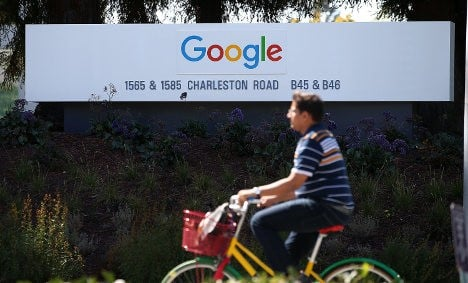 Italy probes five Google managers over tax evasion