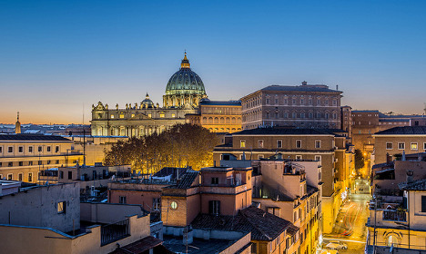 Rome's bargain homes: lucky few pay just €10 a month
