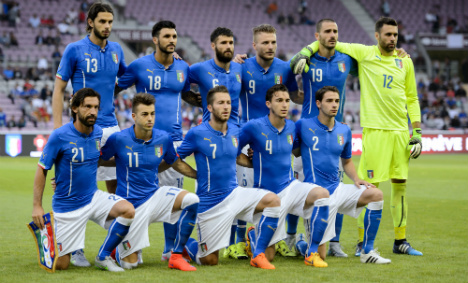 Montpellier confirmed as Italy's Euro 2016 HQ