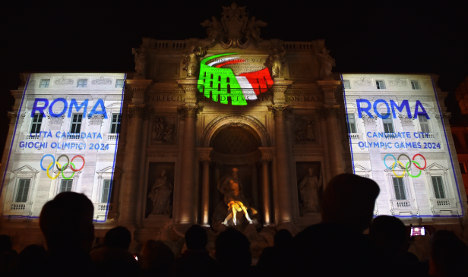 Rome counts on its rich history for 2024 Olympic bid