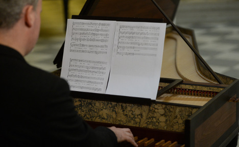 Salieri-Mozart cantata sheds new light on their fervid rivalry