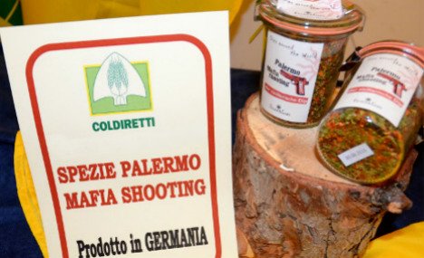Mafia-themed pasta sauce and coffee 'an insult' to Italy