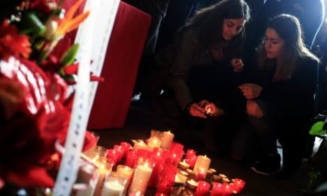 'I sent my daughter to Spain and they return her dead'
