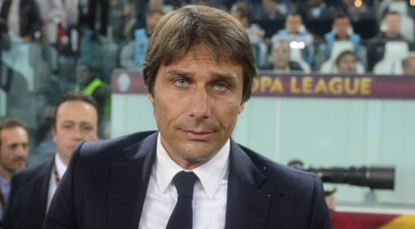 Italy coach Conte to leave after Euro 2016: Federation