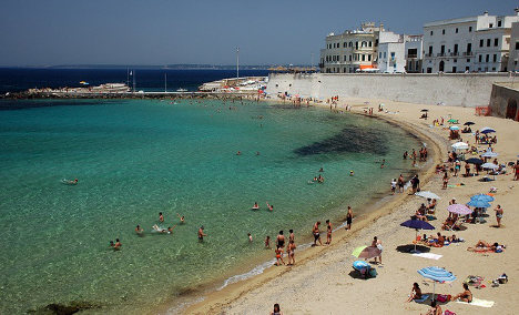 Puglia fears potential refugee influx will deter tourists