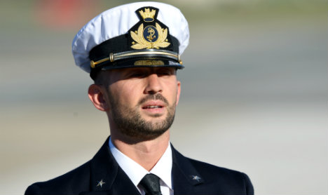 Italy opens fight to return marine in India shooting case