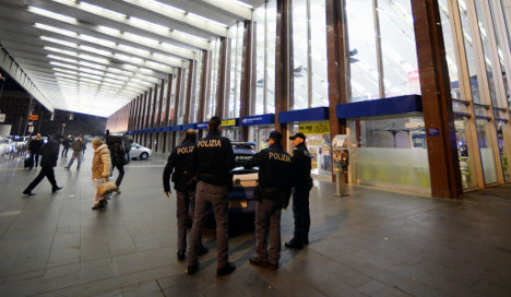 Detained imam 'planned terror attack at Rome's main station'