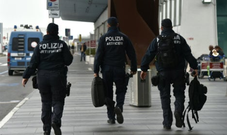Italy arrests terror suspect wanted by Belgium: reports