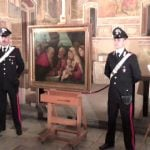 Art stolen from prince by Nazis turns up in Italian home