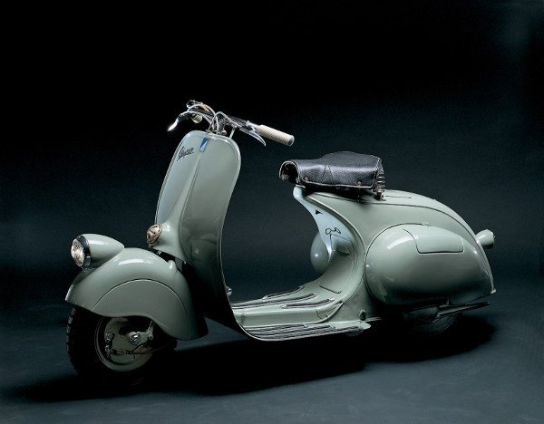 IN PICTURES: The history of the Vespa