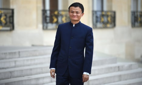 Alibaba on verge of leading Chinese takeover of AC Milan