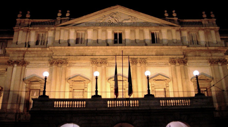 La Scala told to rehire dancer who spoke out about anorexia