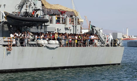Nato 'three months' from Libyan coast mission