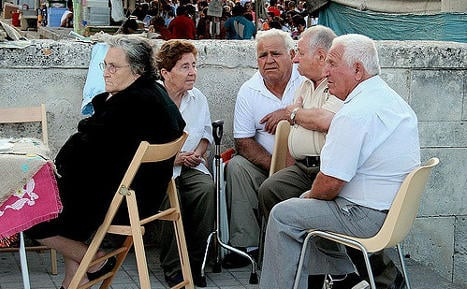 It's a long life for Italians as number of centenarians triples