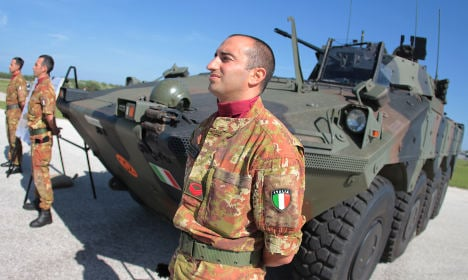 Italy denies offer to send hundreds of troops to Libya