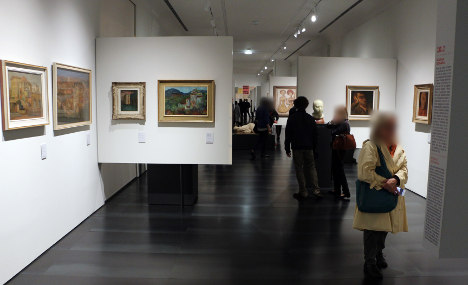 Another popular Florence art museum is infested with ticks