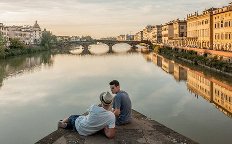 How to make friends with the locals in Florence