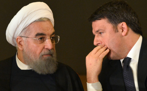 Should Italy really be getting so cosy with Iran?