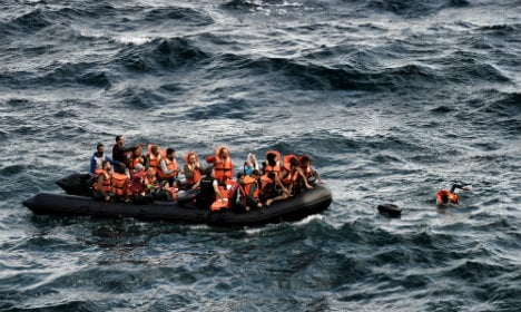 Italy close to raising body-filled migrant disaster ship