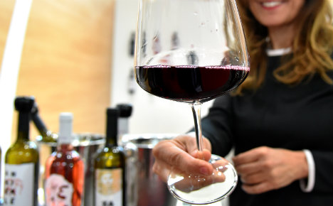 Italians toast world's thirst for country's prized wines