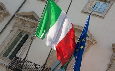 Why Italians are falling out of love with the EU
