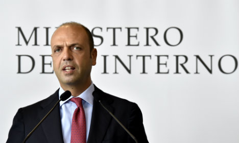 Man arrested on suspicion of recruiting terrorists in Italy