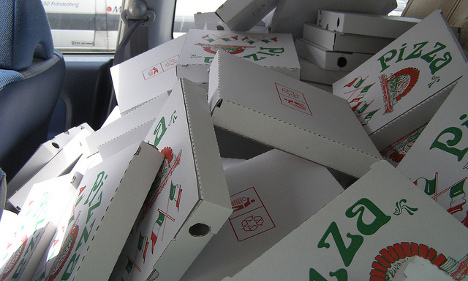 Man can pay ex-wife's alimony with pizza, Italian court rules
