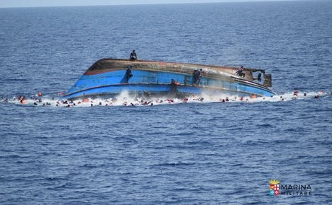 Over 100 feared dead in new migrant boat tragedies in Med
