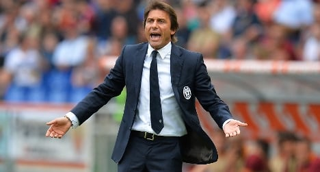 Italy coach Conte cleared of sporting fraud charges