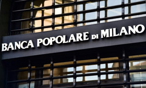 1,800 jobs to go as part of Italian bank merger