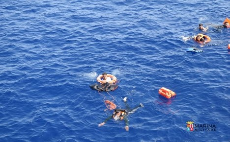 '20 to 30′ people dead in new migrant shipwreck