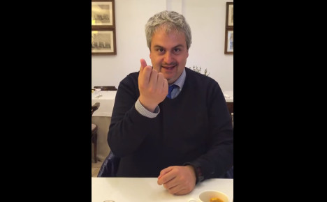 Find Italian a handful? Not after you watch this video