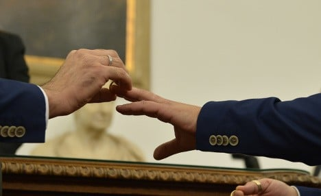 Why not everyone is happy with Italy's civil unions bill