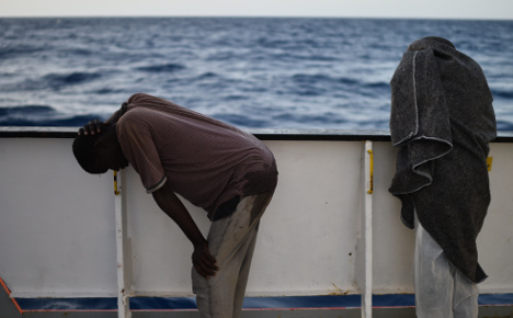 Italy says another 3,000 migrants rescued off Libya